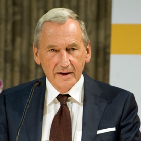 Univ. Prof. DDr. Johannes Huber